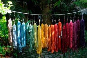 Taller del grupo de la lana de Creando por Soria