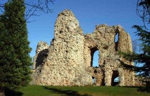 Licitada restauración de muralla del castillo