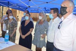 El PP recoge más de 2.500 firmas contra indultos