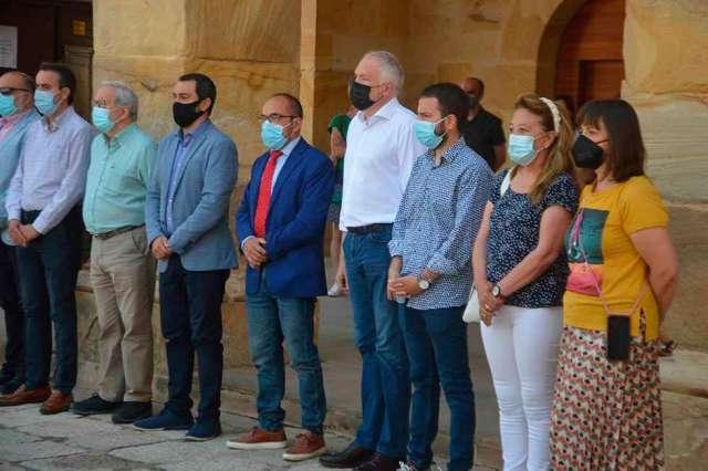 Soria repulsa la violencia machista - fotos