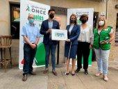 La ONCE dedica un cupón en apoyo a la hostelería