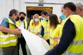 Compromiso regional con modernización de Sarrió