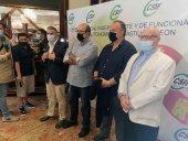 CSIF pide mantener los 5.000 sanitarios de refuerzo
