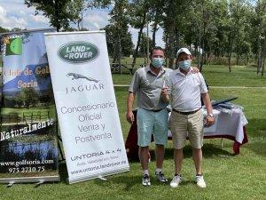 Pascual Oliva, otro triunfo más en golf