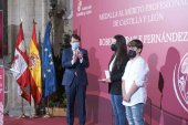Mañueco subraya aportación de Roberto Fraile al periodismo