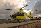 Dos motoristas heridos de gravedad en Ávila y León
