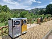 El Ayuntamiento prueba el uso de papeleras inteligentes