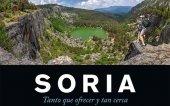 Soria se promociona en Madrid, Barcelona y Bilbao
