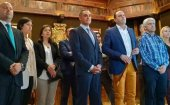 Navas se postula para ser alcalde burgense