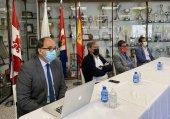 Santiago Morales ya es presidente del Numancia