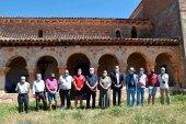 Finaliza restauración de iglesia de Berzosa