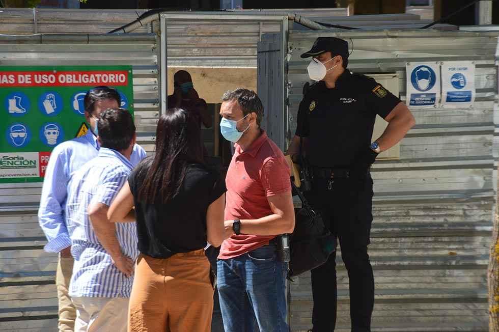 Fallece un trabajador en obras en Soria