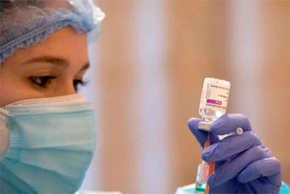 Nuevo descenso en recepción semanal de vacunas
