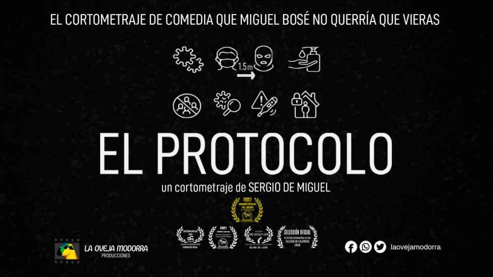"""Reconocimiento para """"El Protocolo"""""""