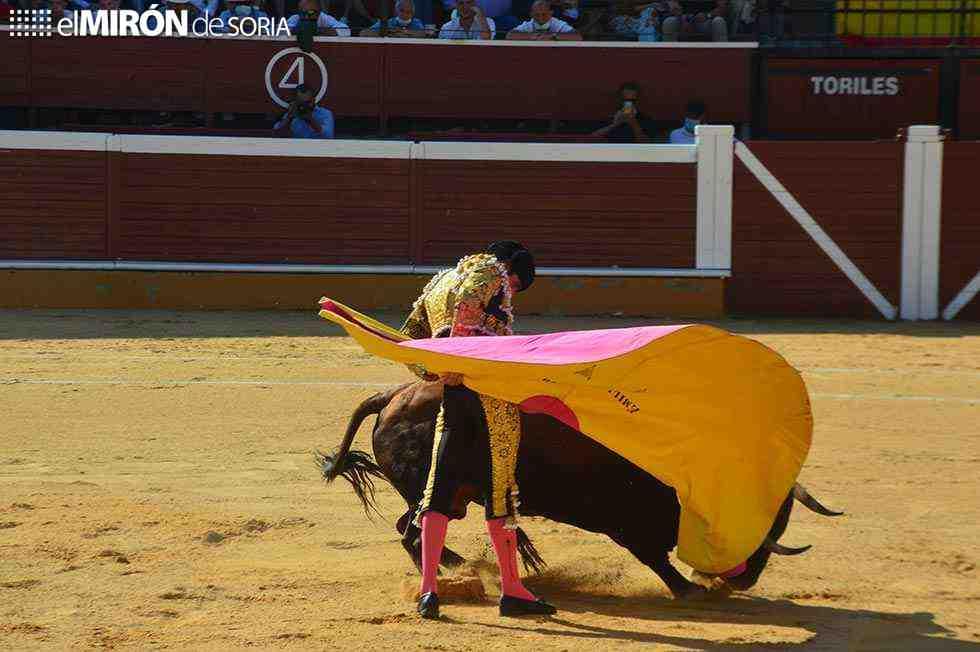 Emilio de Justo manda en Soria