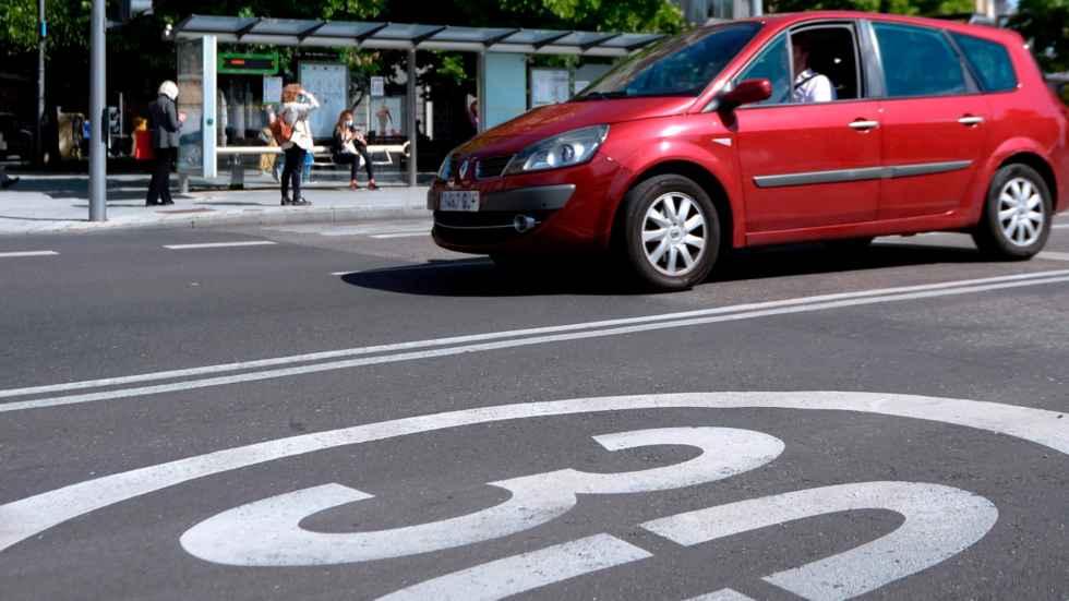 Los conductores, contra limitación a 30 Km/hora