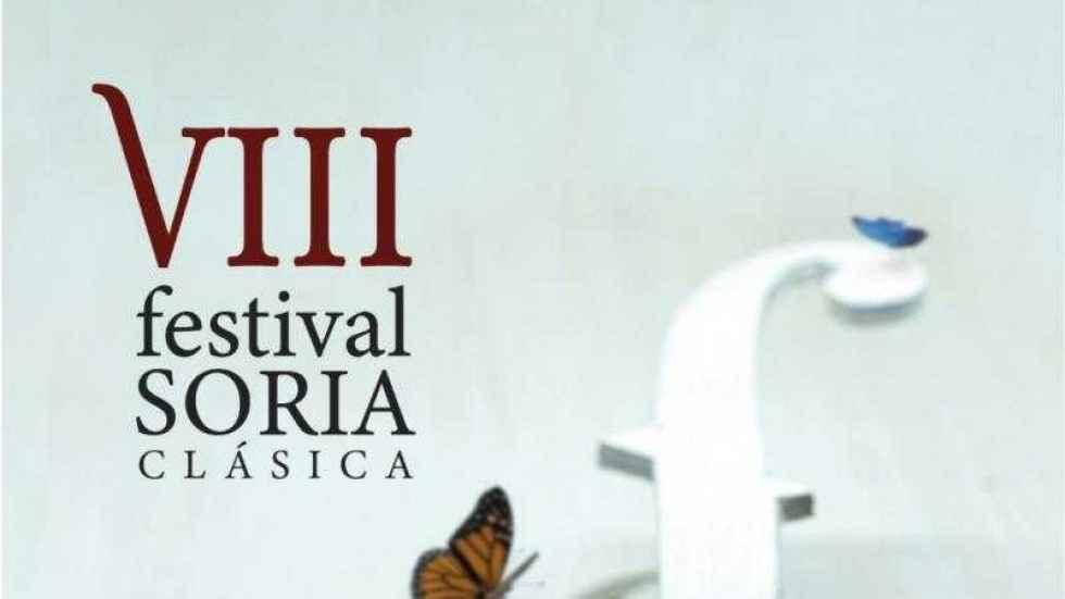 Concierto inaugural de VIII edición de Soria Clásica