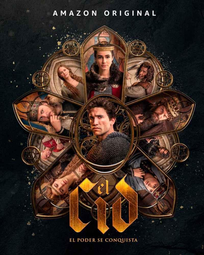 """Estreno de la segunda temporada de """"El Cid"""""""