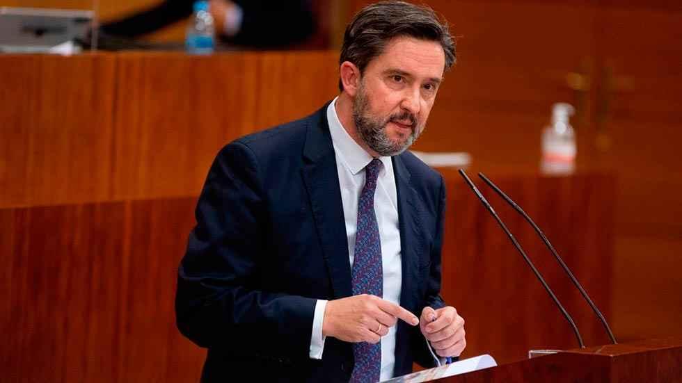 Ruiz Bartolomé, en acto abierto de Vox