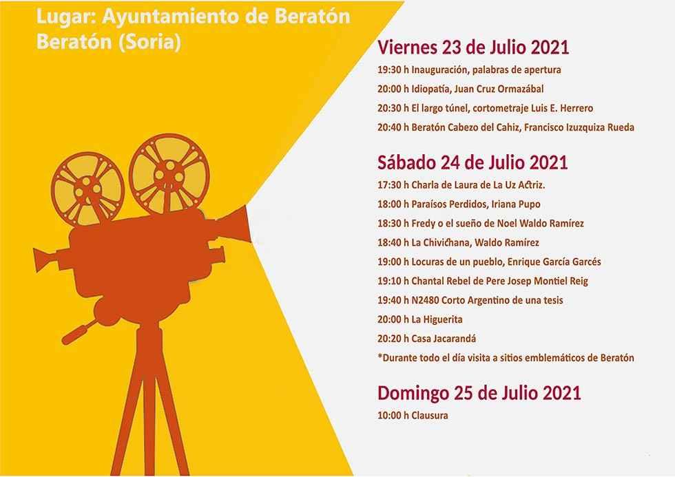 Beratón recuerda al documentalista Juan Cruz Ormazábal
