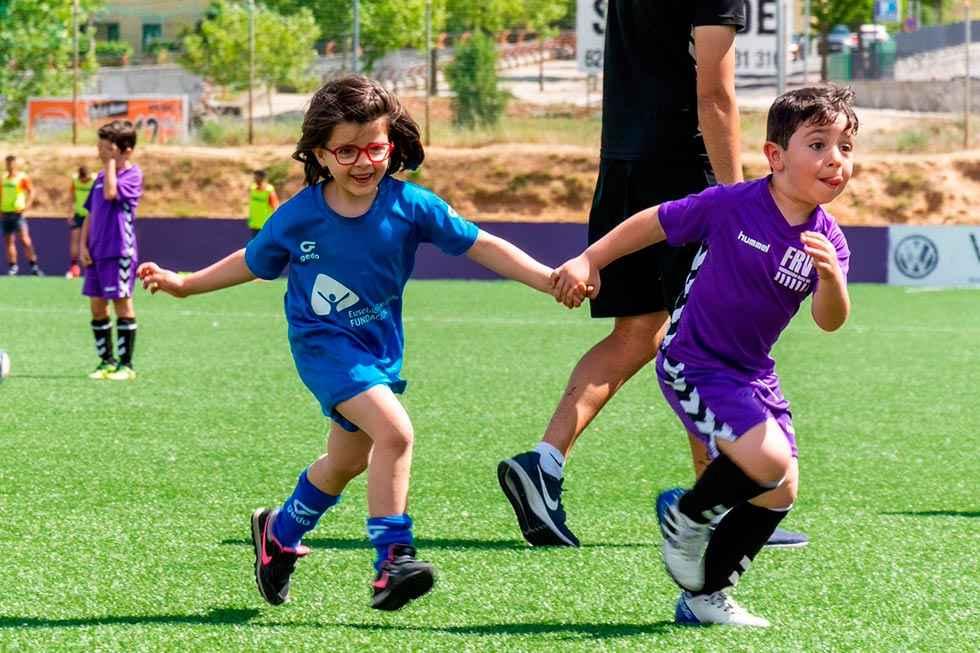 Ampliada Escuela de Deporte Inclusivo