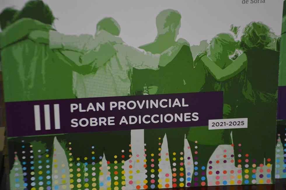 Presentado el III Plan Provincial sobre adicciones