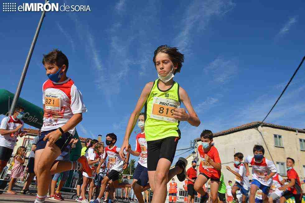 Soria responde a la VI Carrera popular Diego Barranco
