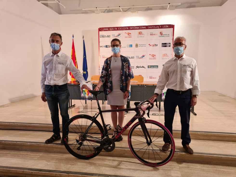 La Vuelta Ciclista promocionará el Camino de Santiago