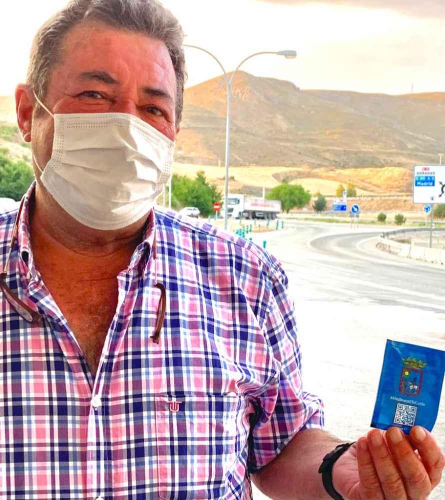Medinaceli protege a vecinos y turistas
