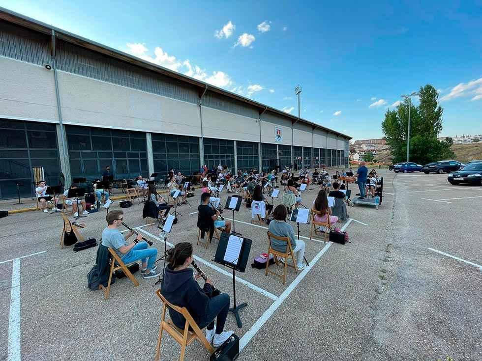 La Banda de Música regresa en el Soto Playa