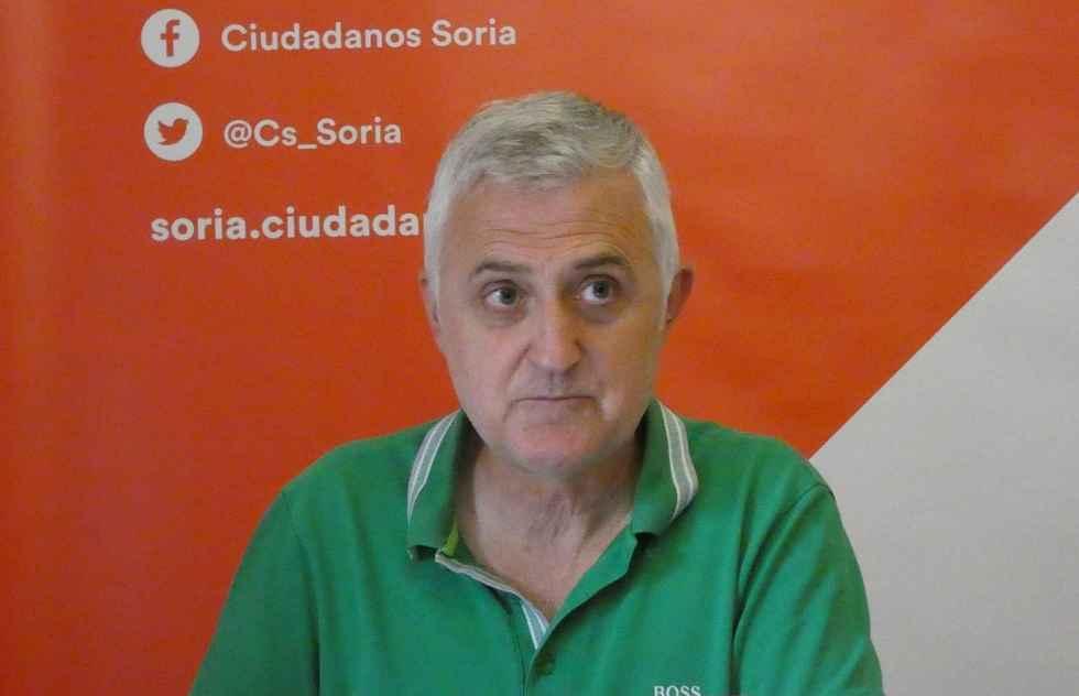 Primera asamblea de Cs con Alonso como coordinador