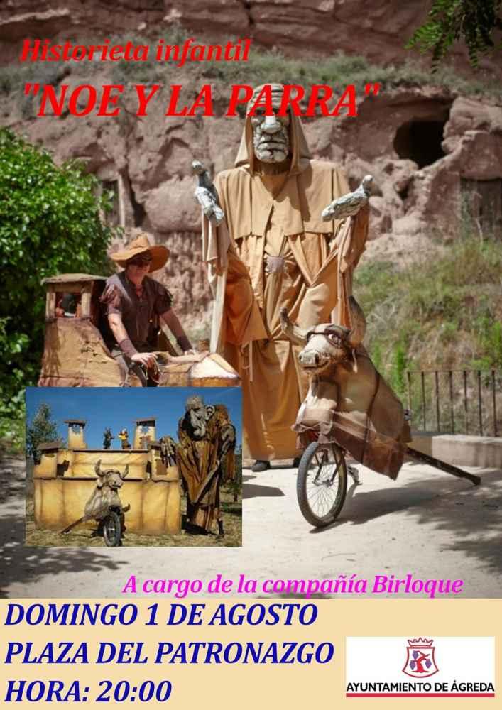 Tres actividades culturales en Ágreda