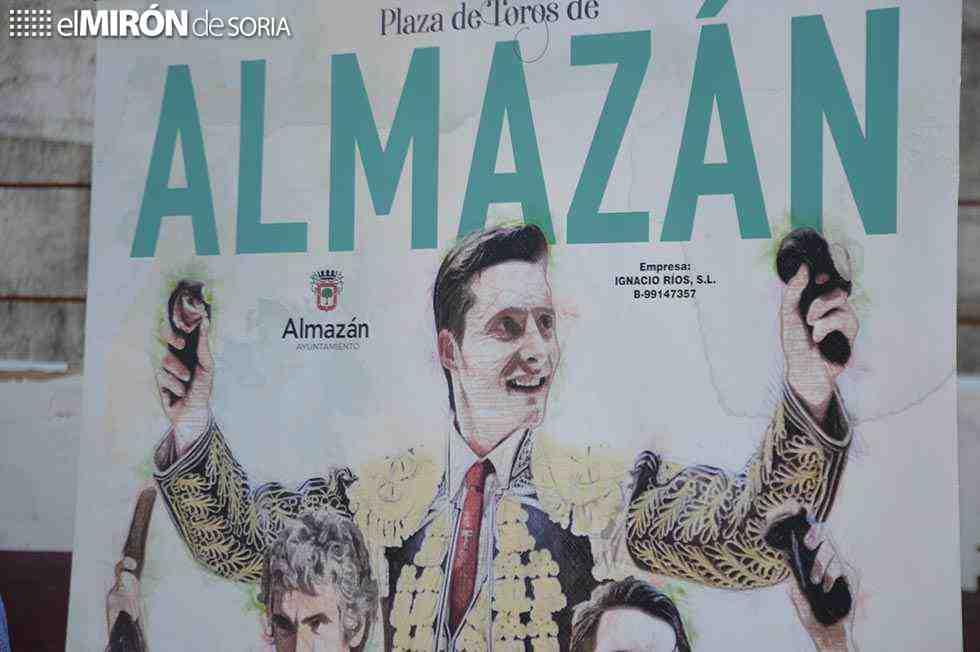 Cartel taurino de categoría en Almazán