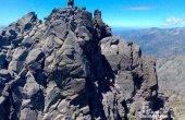 Rescatado montañero herido en Pico Almanzor