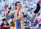 Emilio de Justo, en Soria tras triunfar en Madrid