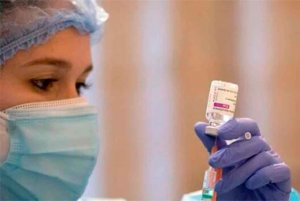 Poco más de 100.000 vacunas en nueva remesa