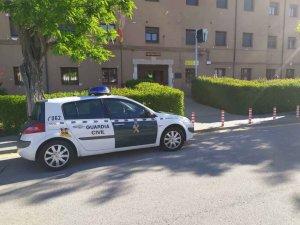Cinco jóvenes, detenidos por tentativa de robo en Almazán