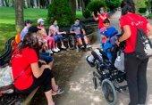 Aspace comienza campamento urbano inclusivo