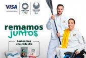 Visa y Caja Rural se preparan para Olimpíadas