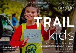 Trail Kids Desafío Urbión