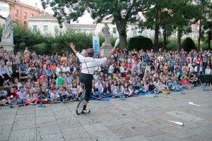 El Festival 'Escenario Patrimonio' inicia su andadura