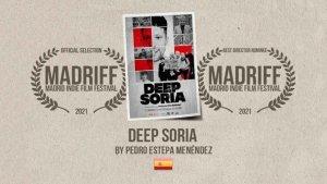 """Deep Soria"", de Pedro Estepa, en MADRIFF"