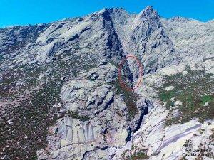 Rescatado escalador herido en Los Galayos