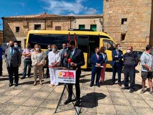 La Junta implanta el bono rural en Gómara