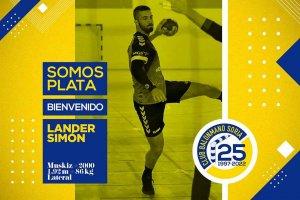 El BM Soria incorpora a Lander Simón