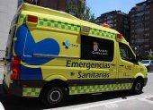 Accidente con heridos en N-122, en Cadosa