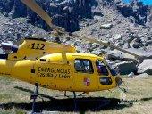 Rescatado montañero indispuesto en Candelario