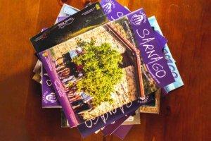 Sarnago prosigue campaña para editar revista