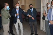 La Junta avanza en restauración de colegiata de Medinaceli