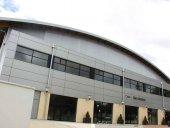 Nueva licitación de reparación del polideportivo San Andrés